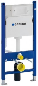 Geberit Duofix Basic stelaż podtynkowy do WC UP100 Delta H112 111.153.00.1